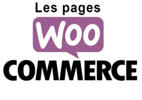 Pages WooCommerce